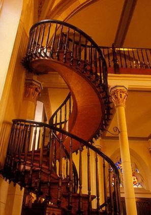 l 39 escalier de santa fe le blog notes math matique du coyote. Black Bedroom Furniture Sets. Home Design Ideas