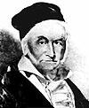 Gauss (1777 - 1855)