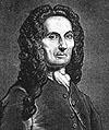 de Moivre (1667 - 1754)